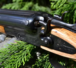 Baikal Double Barrel Hammer 12 Bore