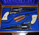 Uberti Remington .36 Cal Revolvers