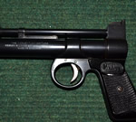 Webley and Scott Junior Air Pistol